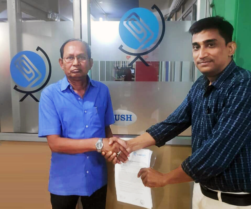 Globussoft-signned-MOU-with-BIT